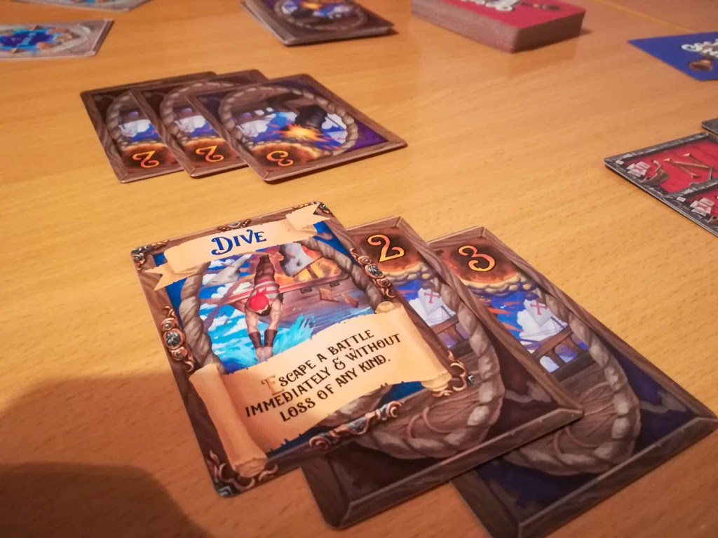 Fish N Ships Tide Turner card