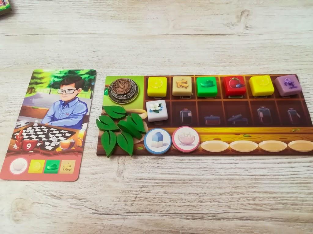 Chai player board