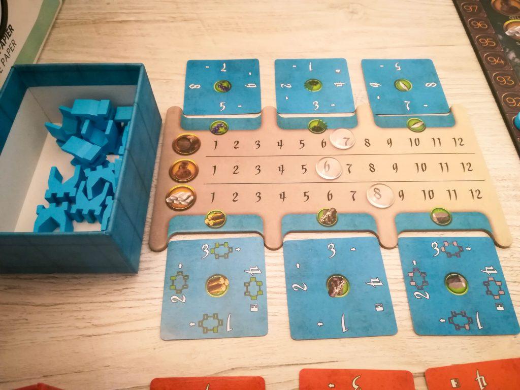 Ragusa player board