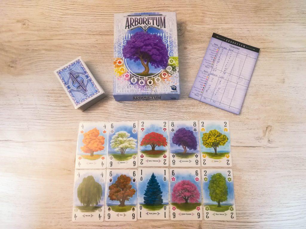 Arboretum components